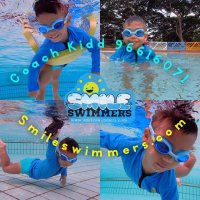 Smile Swimmers @Pasir Ris Swimming Complex