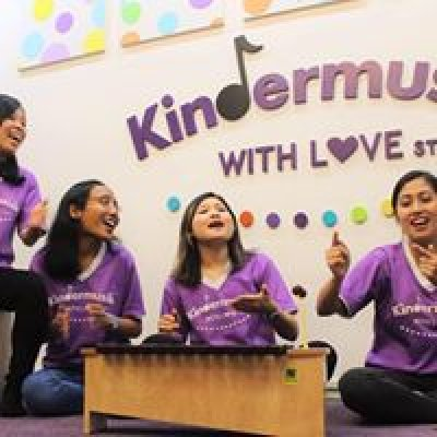 Kindermusik with Love Studio @United Square Shopping Mall
