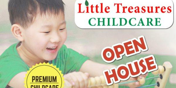 Little Treasures Open House 18-Nov Saturday