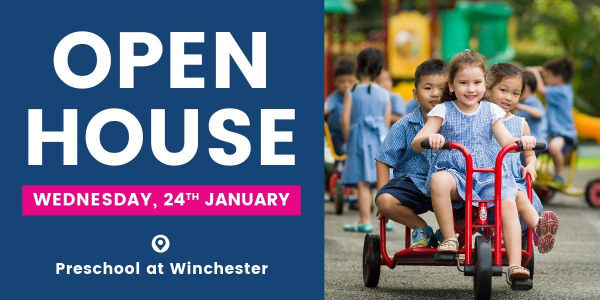 Open House for Pre School @ Winchester