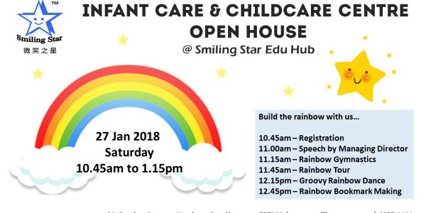 Infant Care & Childcare Centre Open House