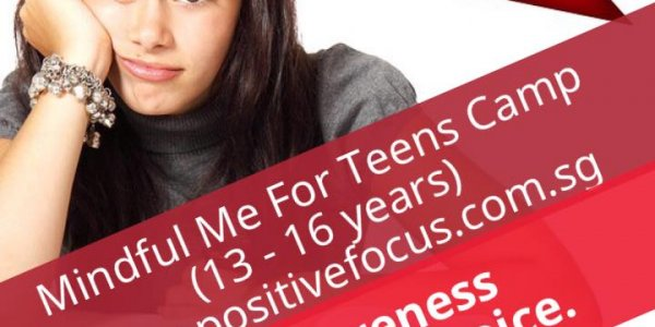 Mindful Me for Teens Camp (13-16 years)