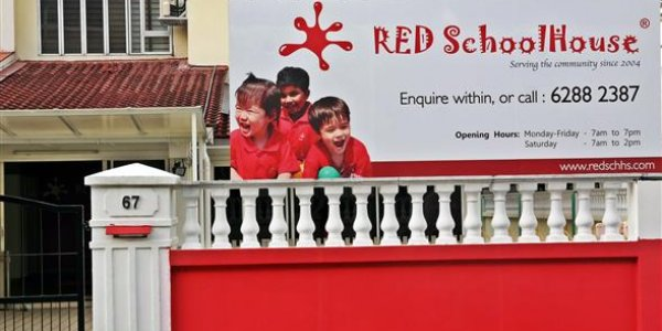 Red SchoolHouse@Bartley Preschool Enrolment Promotion!