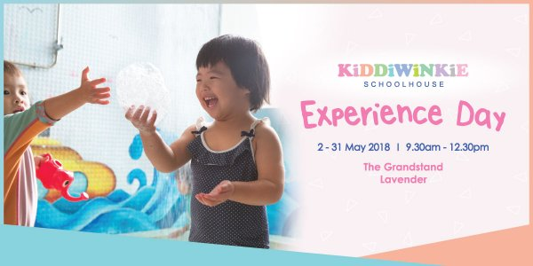 Kiddiwinkie Experience Day - Trial Class Series