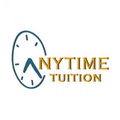 Anytime Tuition @ Bishan