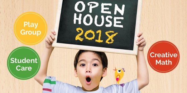 Open House 2018 (ISLANDWIDE)