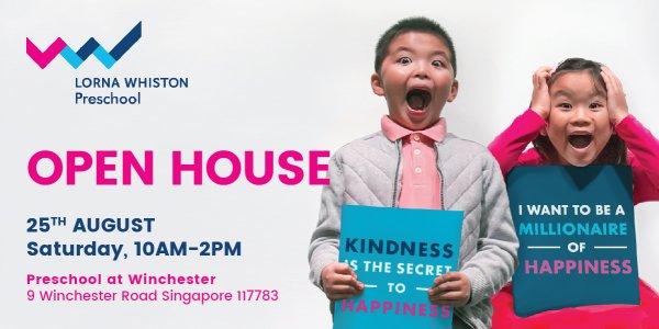 Lorna Whiston Preschool Open House @ Winchester