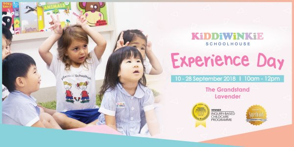 [TRIAL CLASS] Kiddiwinkie Schoolhouse @ The Grandstand and Lavender