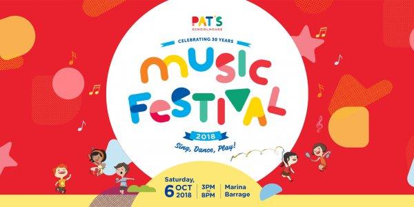 Pat's Music Fest!