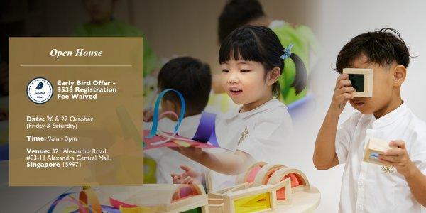 Repton Schoolhouse Singapore Open House - 26 & 27 Oct