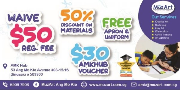 Opening Special Promotion