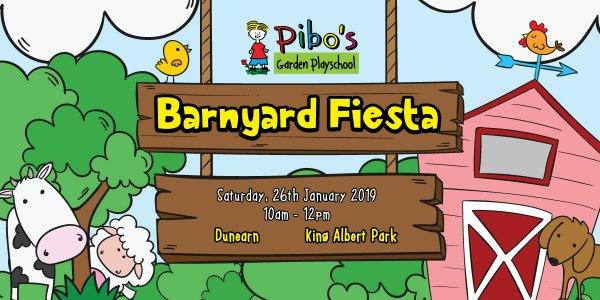 Pibo's Barnyard Fiesta Open House
