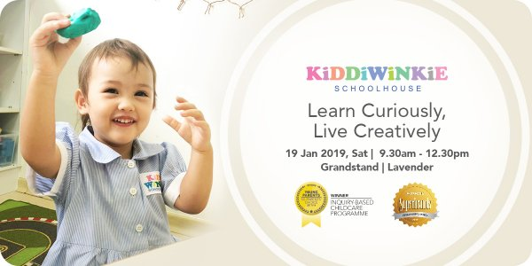 [OPEN HOUSE] Kiddiwinkie Schoolhouse @ The Grandstand and Lavender