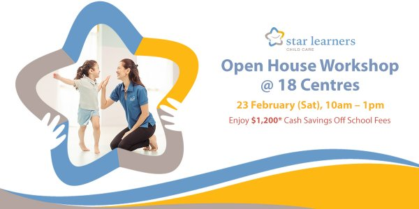 Star Learners Open House