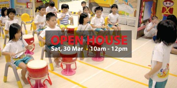 iUnique Curriculum Open House