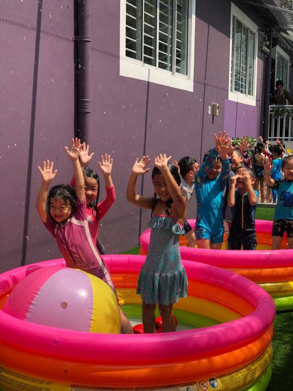 Gug Preschool Carnival Day Open House Growing Up Gifted
