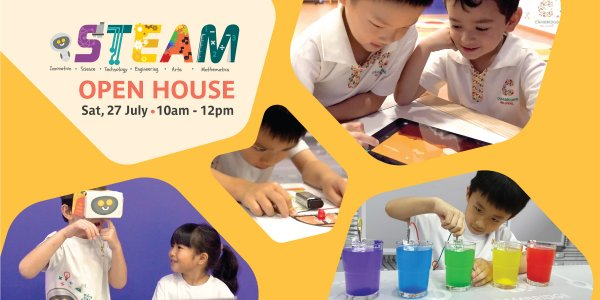 Cambridge iSTEAM Open House