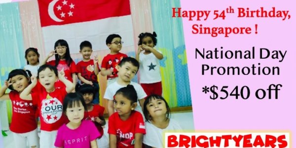 National Day Promotion $540 OFF