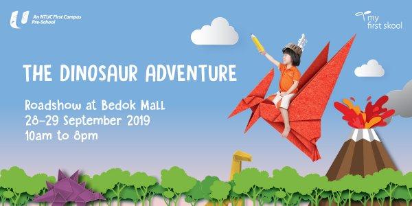 The Dinosaur Adventure Roadshow