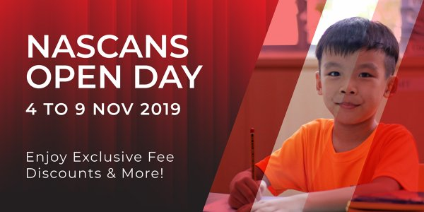 Nascans Open Day