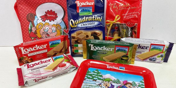 Loacker Giveaway