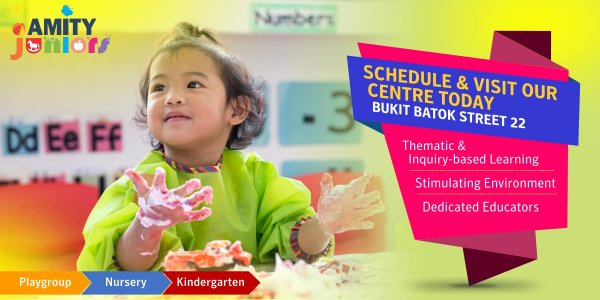 Schedule a Visit @ Amity Juniors