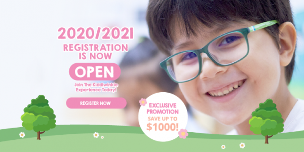 2020/2021 REGISTRATION NOW OPEN WITH EXCLUSIVE PROMOTION!
