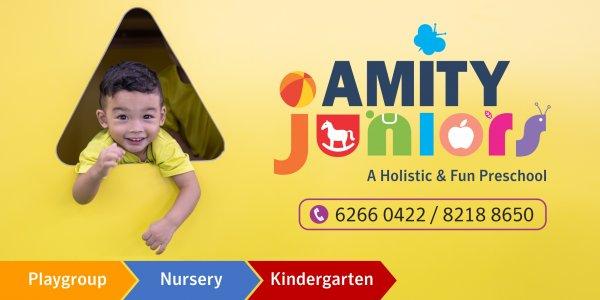 Schedule a Visit at Amity Juniors (Bukit Batok)