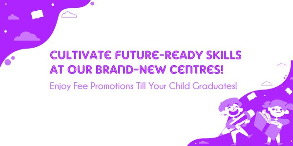 Mulberry Learning - New Centre Opening Promotion