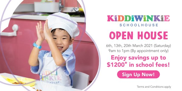 [OPEN HOUSE] Kiddiwinkie Schoolhouse @ Braddell, Cactus (Yio Chu Kang), Newton, Novena, Orchard and Upper Bukit Timah