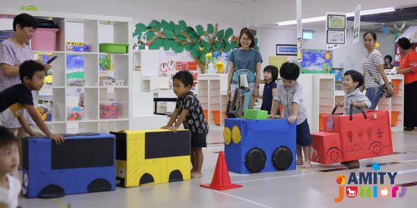 Thematic & Inquiry-Based Preschool