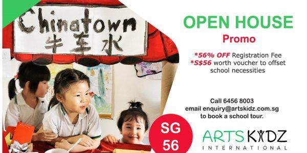 Arts Kidz Pre-School Open House